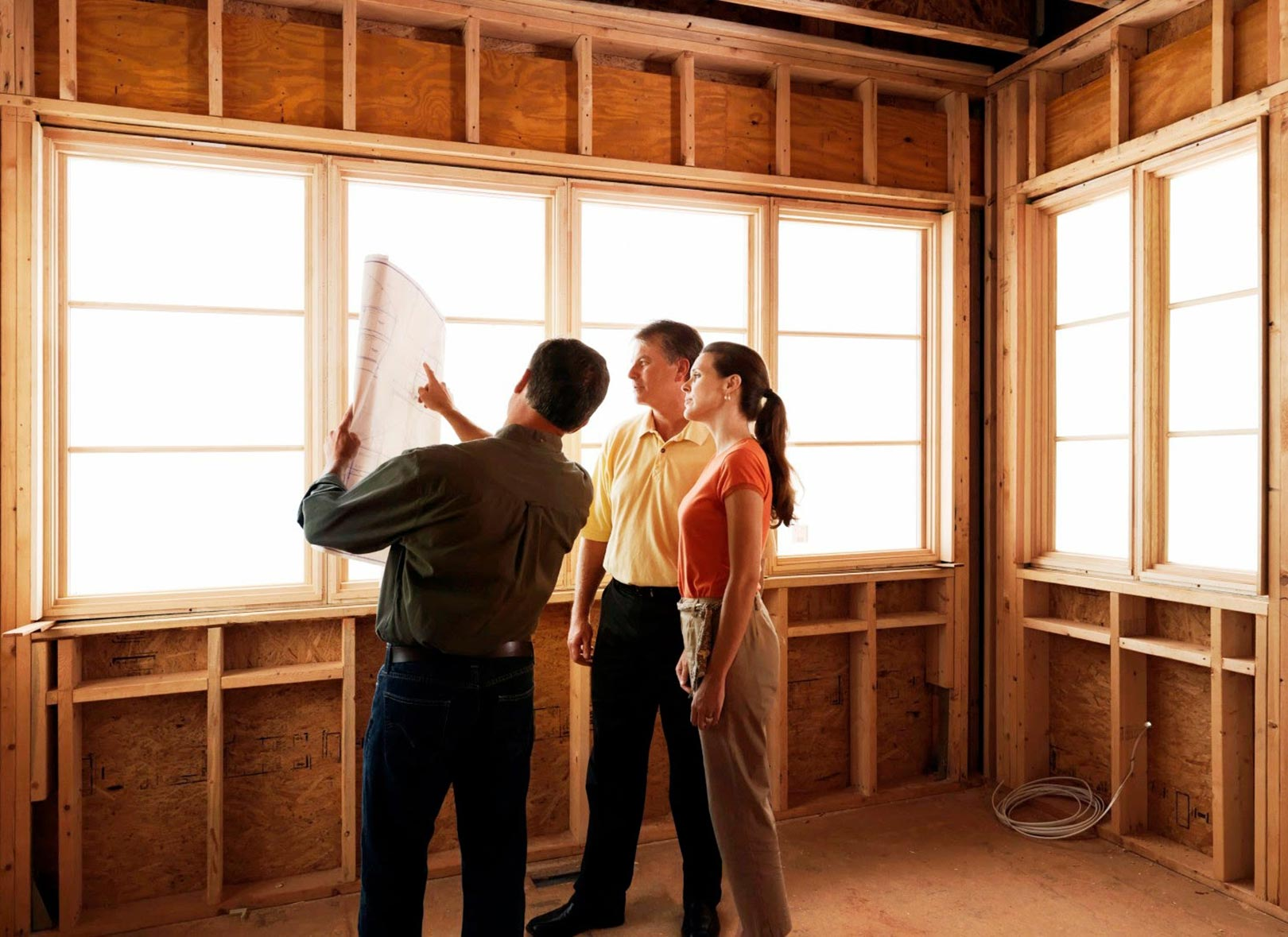 building home additions